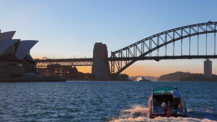 RedBalloon Private Cruise to Sydney Fish Markets with Seafood Hamper
