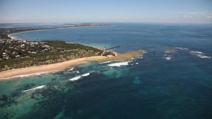 RedBalloon Helicopter Flight over Victoria's Southern Coastline - For 2
