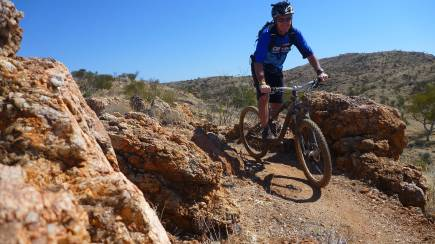 RedBalloon Mountain Bike Core Skills Course