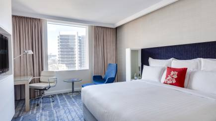 RedBalloon Sydney Harbour Marriott Overnight Revive Stay - For 2