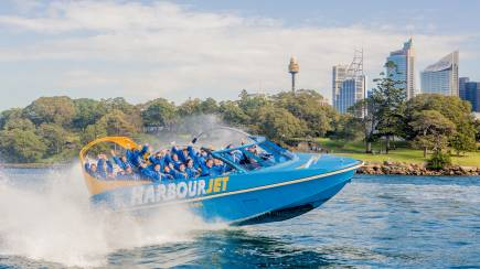 RedBalloon Jet Boat Sydney Jet Blast - Weekend - For 2