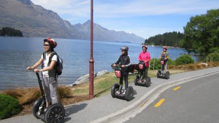 RedBalloon Guided Segway Tour of Queenstown - 2 Hours
