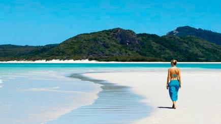 RedBalloon Whitsunday and Whitehaven Beach Cruise - Half Day