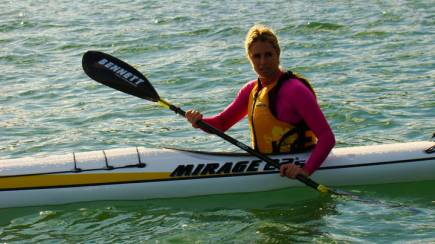 RedBalloon Single Sea Kayak Rental - 3 Hours