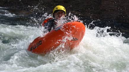 RedBalloon Full Day White Water River Boarding Tour