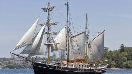 RedBalloon Tall Ship Cruise with Buffet Lunch - Adult