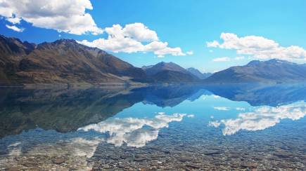RedBalloon Glenorchy and Paradise Explorer Tour - Half Day