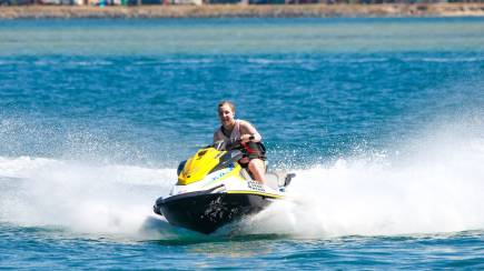 RedBalloon Jet Ski Tour to South Stradbroke Island - 90 Minutes
