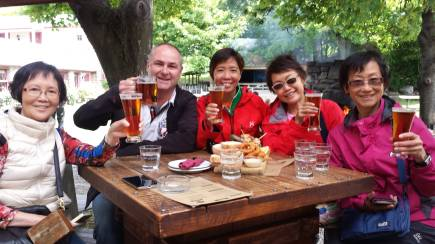 RedBalloon Craft Beer Full Day Guided Tour