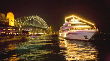 RedBalloon Ultimate Dinner, Drinks and Dancing Cruise - For 2