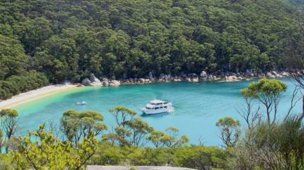 RedBalloon Wilsons Promontory Scenic Cruise with Lunch