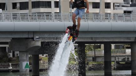 RedBalloon Jetpack and/or Flyboard Experience - Penrith