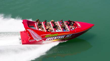 RedBalloon Jet Boat Adventure on Auckland Harbour - 35 Minutes - For 2