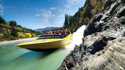 RedBalloon Queenstown Jet Boat Ride - 60 Minutes