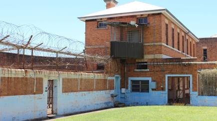 RedBalloon Boggo Road Gaol History Tour