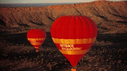 RedBalloon Hot Air Ballooning  - 30 Minutes