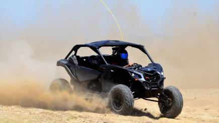 RedBalloon Can-Am Maverick X3 Extreme- 8 Drive Laps + 1 Hot Lap - Perth