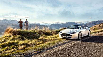RedBalloon Aston Martin V8 Vantage - Full Day Hire