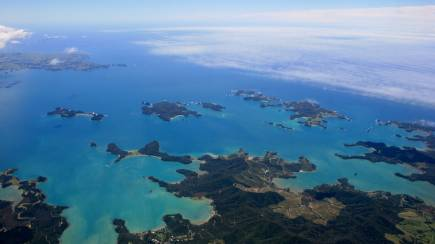 RedBalloon Tandem Skydive Over Bay of Islands - 12,000ft