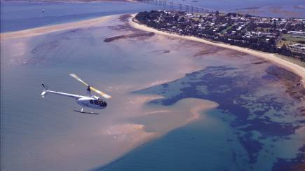 RedBalloon Phillip Island Helicopter Flight - 25 Minutes - For 2