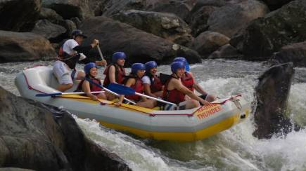 RedBalloon White Water Rafting - Full Day