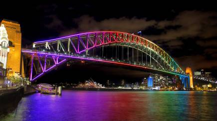 RedBalloon Vivid Sydney Highlights Cruise - Midweek - 2 For 1 - Adult