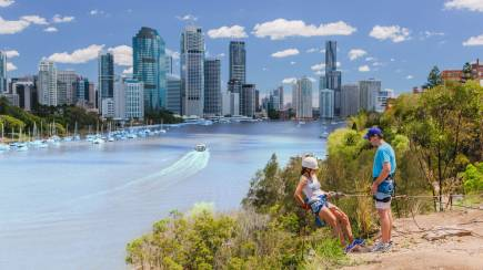 RedBalloon Abseiling Kangaroo Point Cliffs - 90 Minutes