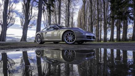 RedBalloon Porsche 911 Carrera 4S - Half Day Hire