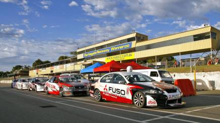 RedBalloon V8 Race Car Driving Experience - 6 Laps - Darwin - NT