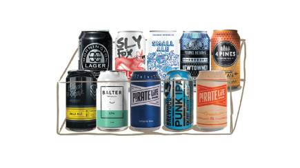 RedBalloon Top 10 Craft Beer Cans