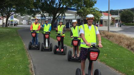 RedBalloon Bespoke Guided Segway Tour of Dunedin - 3 Hours