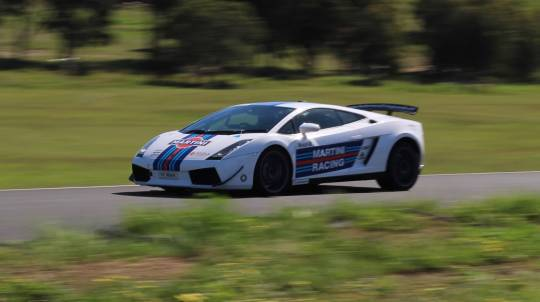 Drive a Lamborghini Race Car at Symmons Plains - 10 Laps