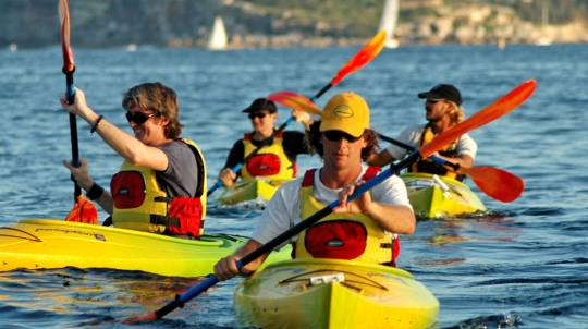 Manly Single Kayak Hire - 4 Hours