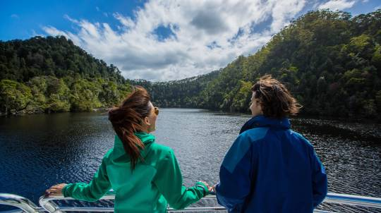 Strahan Day Trip by Air with Gordon River Cruise and Lunch