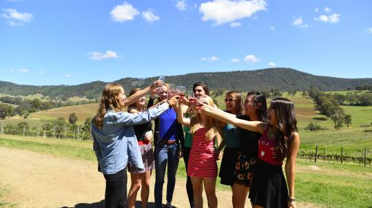 Hunter Valley Tasting Tour with Lunch