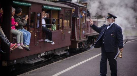 Healesville Sanctuary and Puffing Billy Steam Train - Child