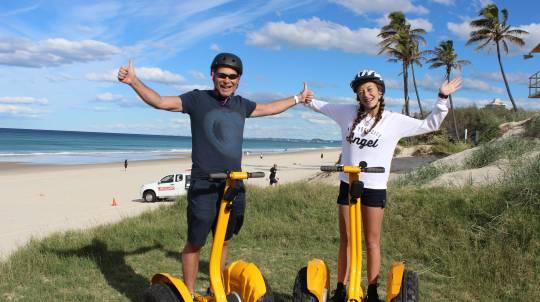 Gold Coast Segway Adventure Tour - 90 Minutes