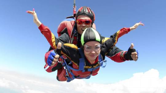 Tandem Skydive - Picton - 14,000ft - Weekend - For 2