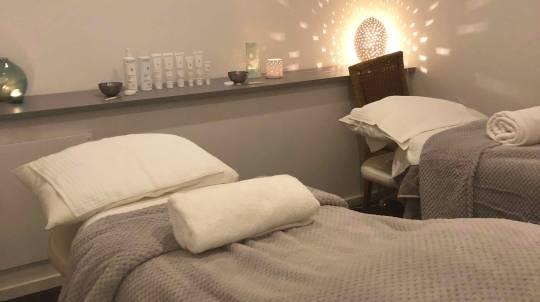 Shea Butter Massage and Peninsula Hot Springs Bathing Pass