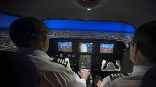 Full Motion Flight Simulator Experience - 30 minutes