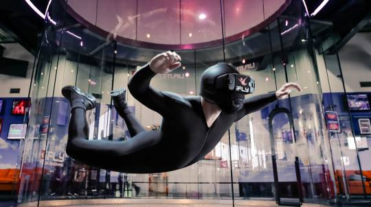 Virtual Reality Indoor Skydive - 3 Flights - Sydney