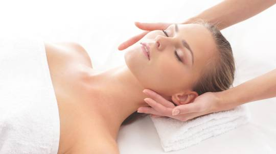 Facial, Hot Stone Back Massage and Pedicure - Springfield