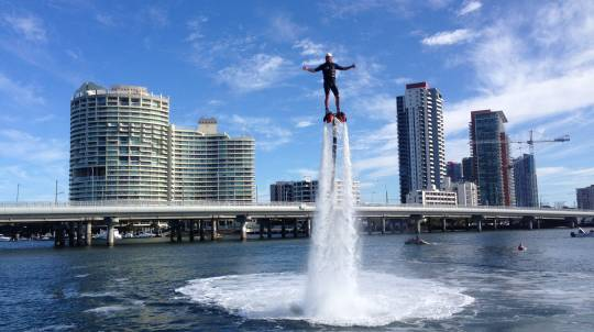 Jetpack or Flyboard Teaser Experience - Gold Coast