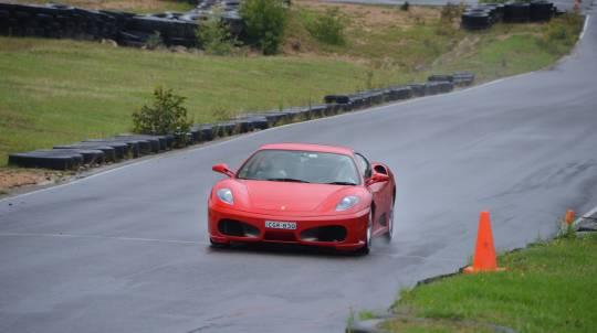 Ferrari Race Track Driving Experience