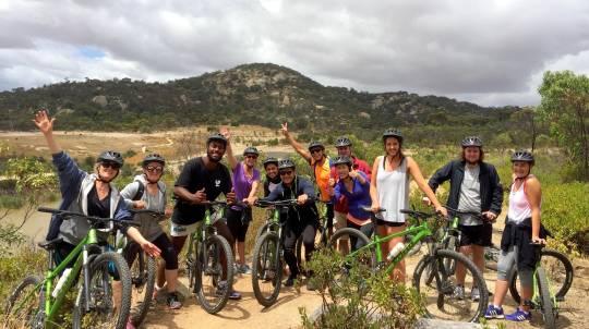 Bike And Bush Adventure - You Yangs Regional Park - Full Day