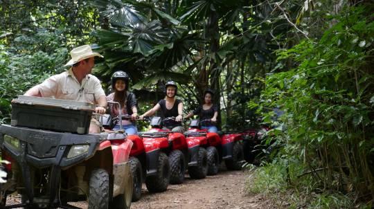 Kuranda Rainforest Quad Bike Tour - 60 Minutes