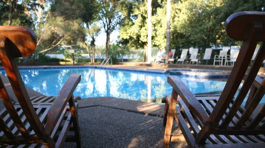 2 Night Hunter Valley Stay with Train Pass - Weekday - For 2