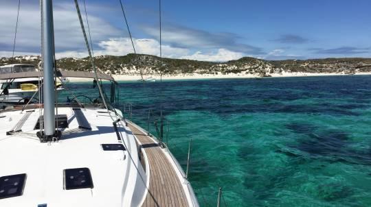 Rottnest Island Luxury Sailing Cruise