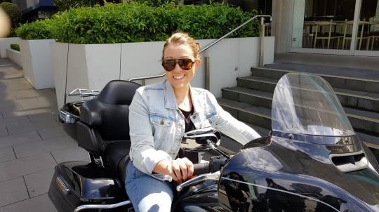Harley Davidson Great Ocean Road Motorcycle Tour
