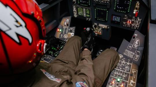 F/A-18 Jet Flight Simulator Experience - 60 Minutes
